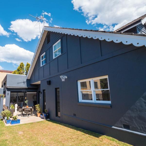 Drummoyne Canada Bay Finished Dwelling Design